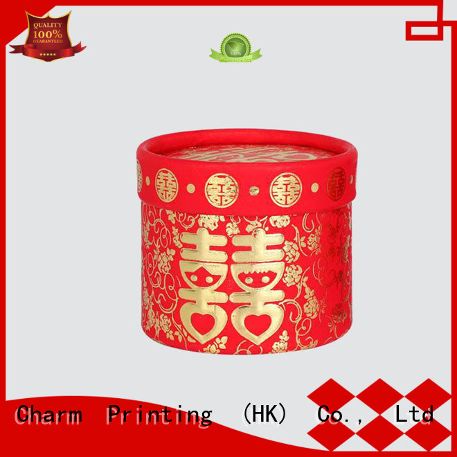 CharmPrinting custom wedding packaging for wholesale for luxury box