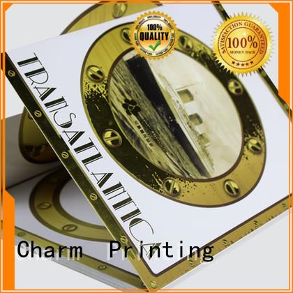 CharmPrinting gift packaging bulk production for gift