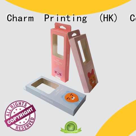 professional design electronics packaging colorful for box packaging