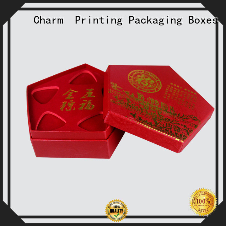 book shape jewelry box factory price for luxury box