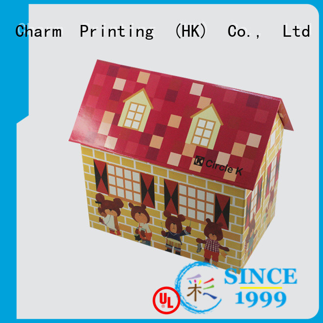 CharmPrinting custom toy packaging get quote toys packaging