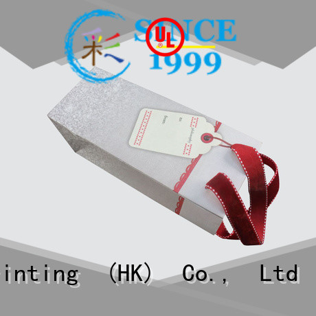 OEM paper gift bags fashion design for gift box