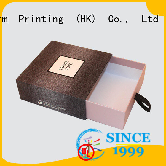 Charm Printing customization perfume box colorful for fashion women