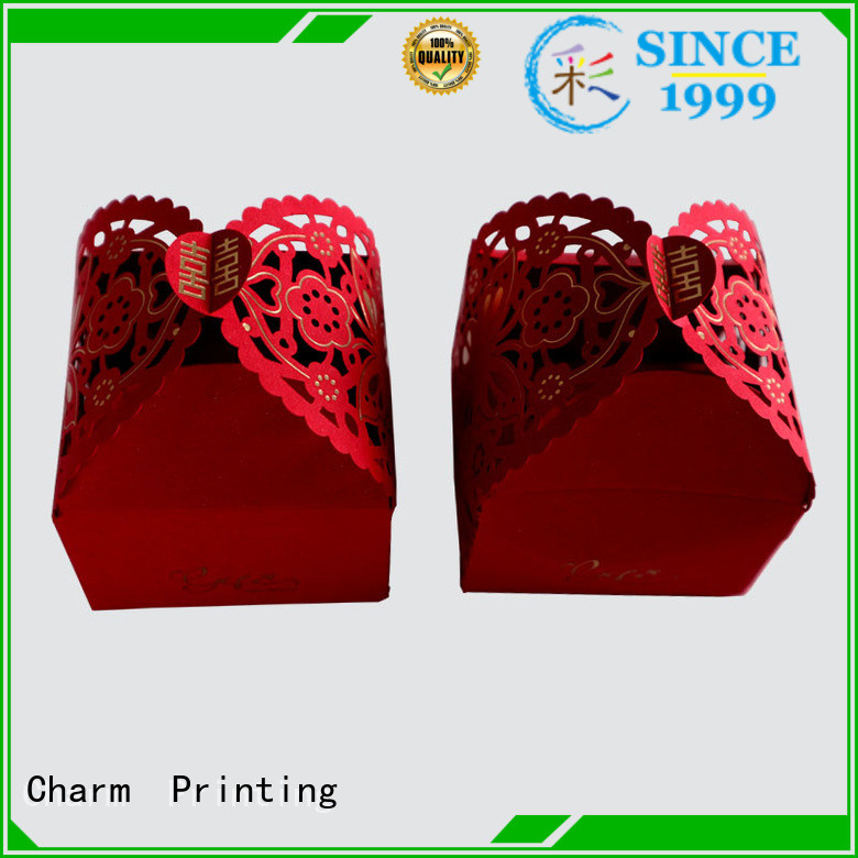 CharmPrinting gift packaging bulk production for luxury box