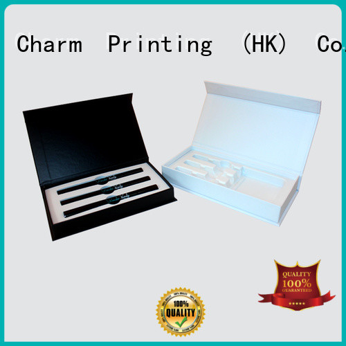 beauty packaging box dental products Charm Printing