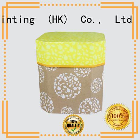 CharmPrinting fragrance box free sample for fashion women