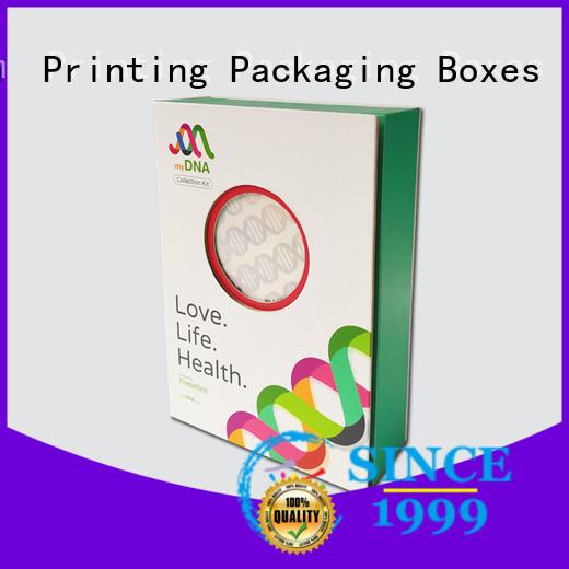 CharmPrinting drawer type cardboard gift boxes base box dental products