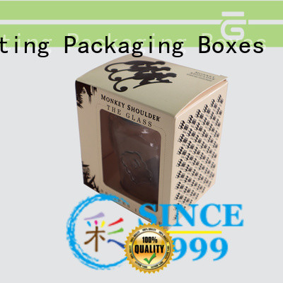 CharmPrinting luxury Card candle packaging box oem for packaging