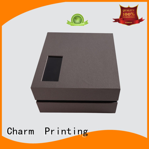 CharmPrinting cardboard gift boxes special-shape box for gift