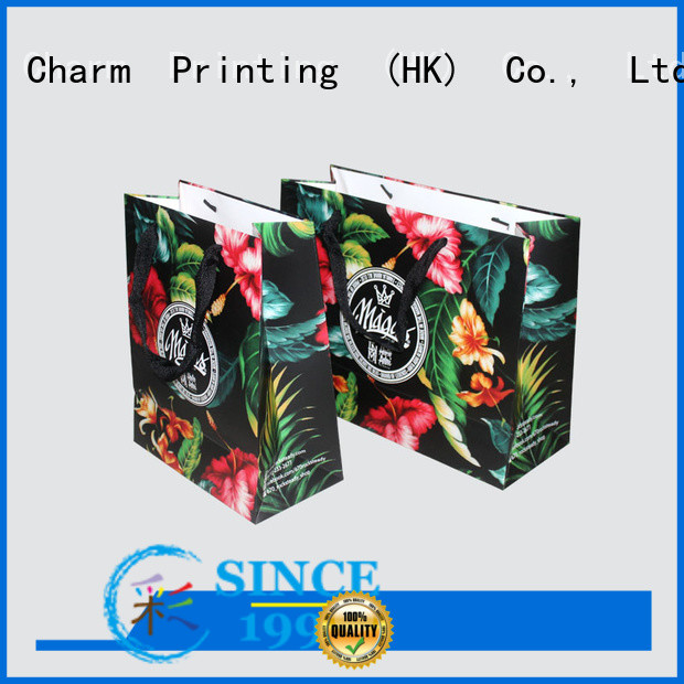 Charm Printing paper bag latest for paper bag