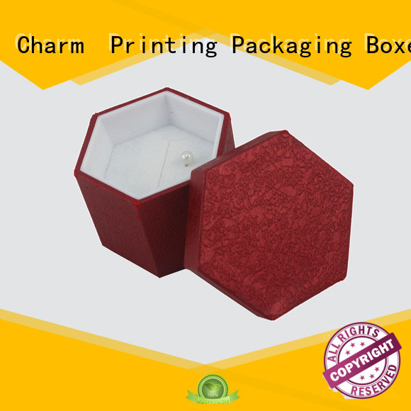 Charm Printing jewelry packaging factory price for jewelry packaging