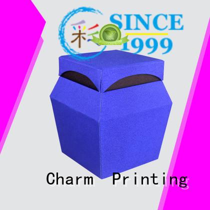 with ribbon perfume packaging box free sample for modern mowen