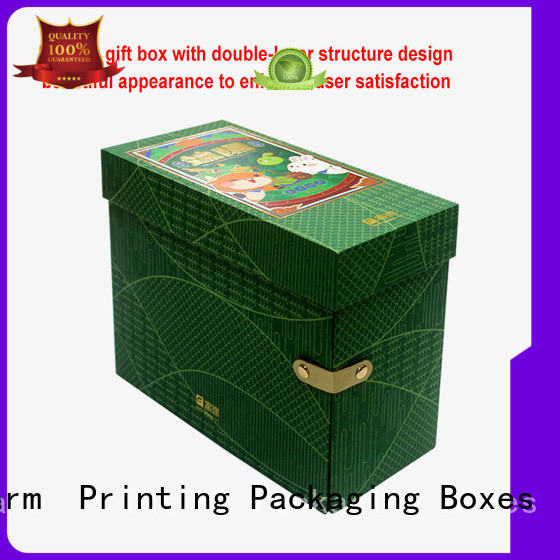 CharmPrinting gift box manufacturer for gifts