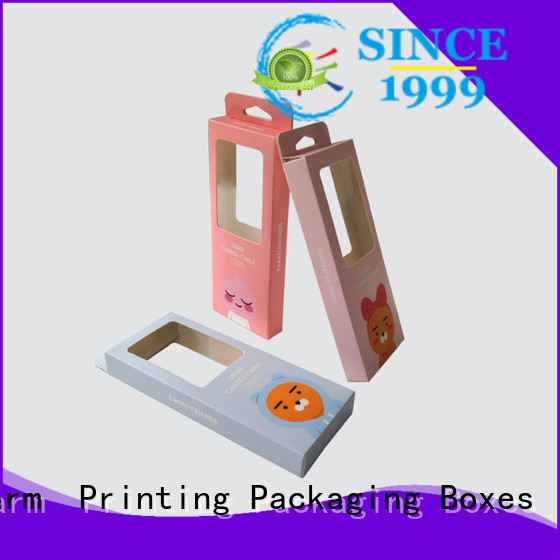 special-shape packaging box colorful for gift box