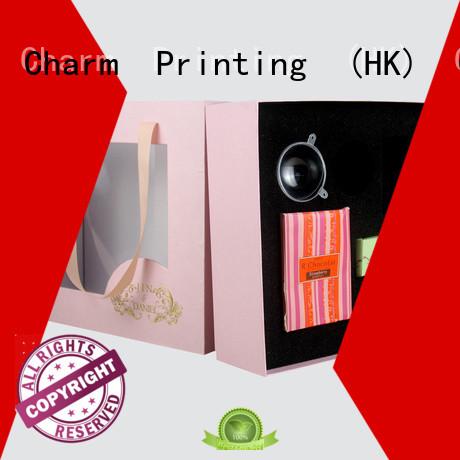 CharmPrinting carboard rigid cardboard box dental products