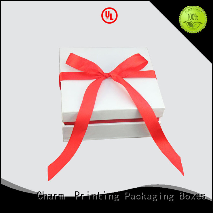 with ribbon fragrance box colorful for modern mowen