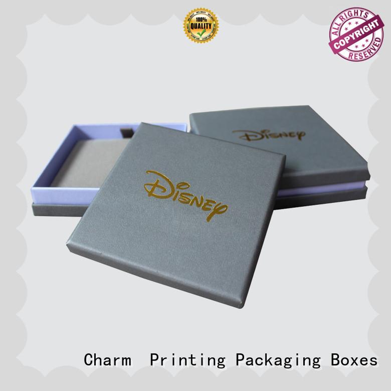 custom jewelry box factory price for gift box