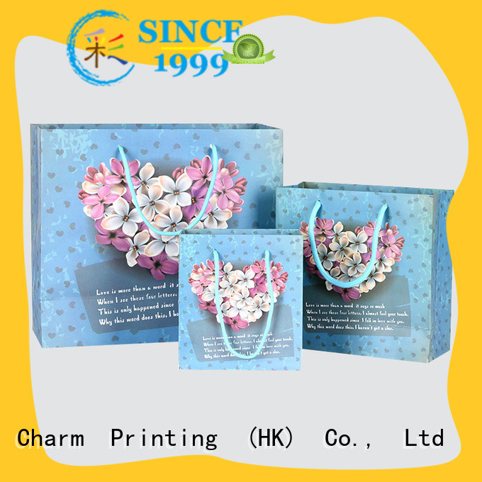 OEM paper gift bags latest for paper bag