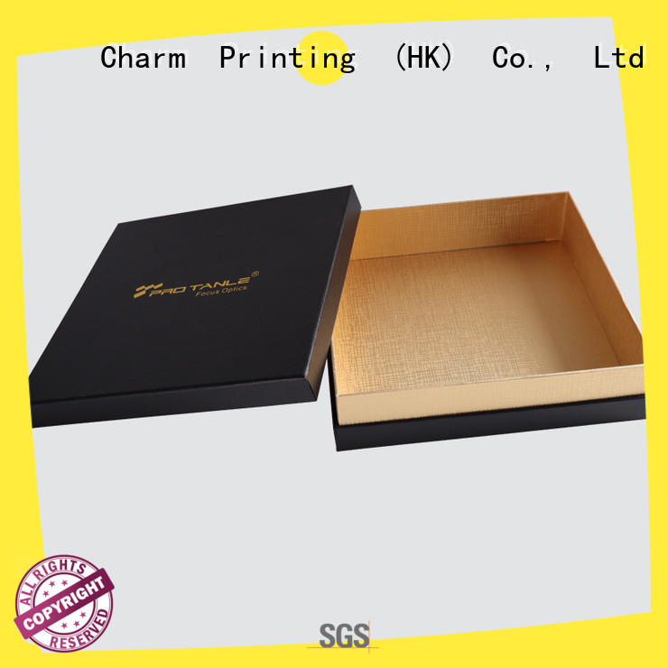 Charm Printing chocolate box foil stamping luxury box