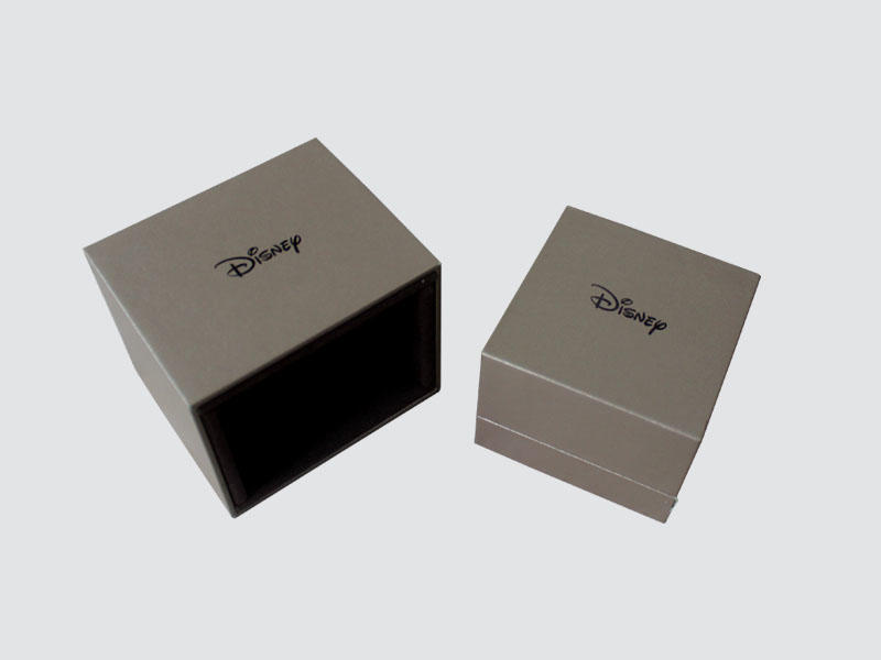 Charm Printing book shape jewelry box high-quality for gift box-2