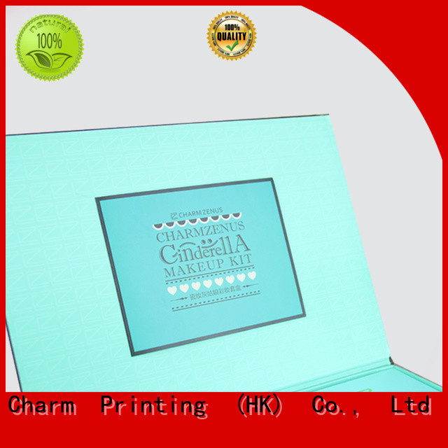 cosmetic box Gift Package CharmPrinting
